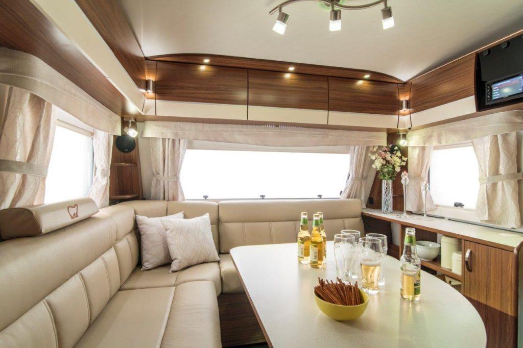 Polar Caravan Innenansicht